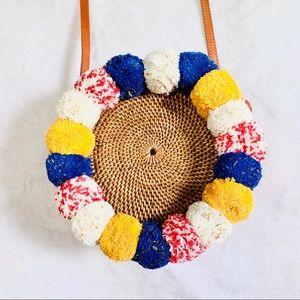 Cleobella Williamsburg Pom Pom Bag